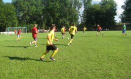 Чемпіонат Деражнянського району з футболу. Результати матчів 19 червня.