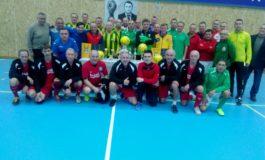 У Красилові проведено Турнір Горбачова серед команд ветеранів